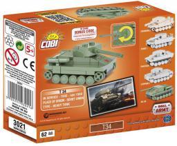Cobi Small Army WOT Czołg nano T34 (COBI-3021)