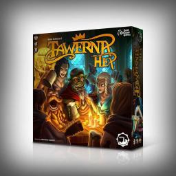 Games Factory Publishing Tawerna Hex GFP (219362)