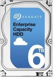 """Dysk serwerowy Seagate Enterprise Capacity 6TB 3.5"""" 7200 SATA III (ST6000NM0115)"""