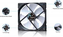 Fractal Design X2 GP-12 White (FD-FAN-DYN-X2-GP12-W)