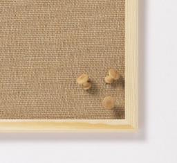 NAGA Pinezki do tablicy korkowej - drewniane 12szt. (70170)