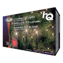 Lampki choinkowe HQ LED biały ciepły 160szt. (HQCLS48662)