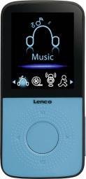 Odtwarzacz MP3 Lenco Blue (PODO-153B)