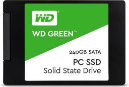 """Dysk SSD Western Digital Green 240GB 2,5"""" SATA3 (WDS240G1G0A)"""