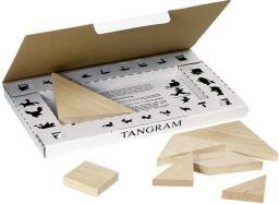 Goki Tangram, układanka logiczna, 7 el. (GK318)