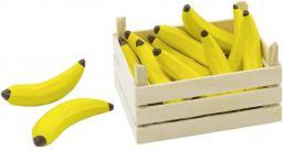 Goki Owoce w skrzynce, banany, 10 elementów (51670)