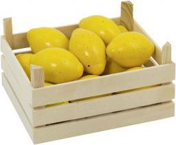 Goki Owoce w skrzynce, cytryny, 10 elementów (51666)