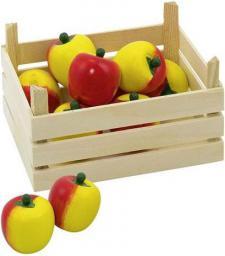 Goki Owoce w skrzynce, jabłka, 10 elementów (51665)