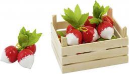 Goki Warzywa w skrzynce, rzodkiewki, 5 elementów (51672)