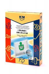Worek do odkurzacza K&M zielony KM-49.4120 4W+1F. Z