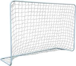 Axer Sport Bramka do piłki nożnej 152x91x68 cm biała (A-2485)