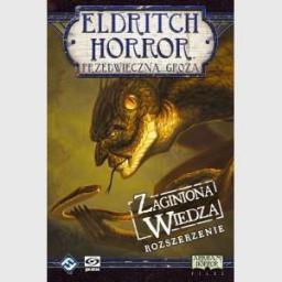 Galakta Gra planszowa Eldritch Horror: Zaginiona wiedza (165431)