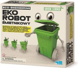 4M Eko-robot śmietnikowy - 3371