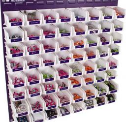 LittleBits Pro Library w/ Storage  (670-0015-00C02)