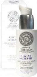 Natura Siberica Odmładzające serum pod oczy z ekstraktem z czarnego kawioru - Caviar the russie