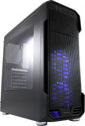 Obudowa LC-Power Gaming 984B Dragonslayer Midi-Tower, Czarny, Okno (LC-984B-ON DRAGONSLAYER)