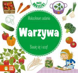 Zielona Sowa Maluszkowe zadania. Warzywa