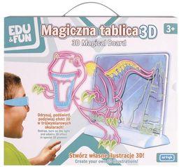 Artyk Magiczna tablica 3D