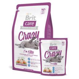Brit Care Cat Crazy I'm Kitten 7kg