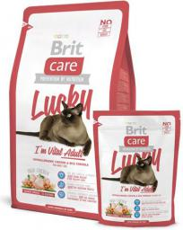 Brit Care Cat Lucky I'm Vital Adult 2kg