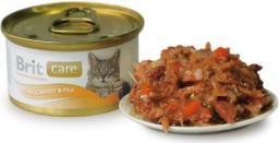 Brit Care Cat Tuna, Carrot & Pea 80g