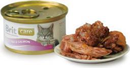 Brit Care Cat Tuna & Salmon 80g