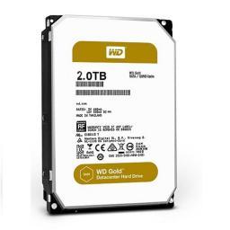 """Dysk serwerowy Western Digital WD Gold 3.5"""" 2TB 7200 SATA III (WD2005FBYZ)"""