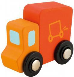 Sevi Czerwony samochód dostawczy (82904)