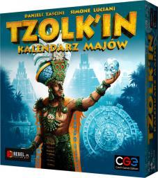 Rebel Tzolkin: Kalendarz Majów (220988)