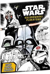 Kolorowanka Star Wars (KPO-2)