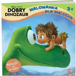 Malowanka dla malucha Dobry Dinozaur (KLN-7)