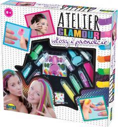 Dromader Atelier Glamour - Włosy i  paznokcie (00867)
