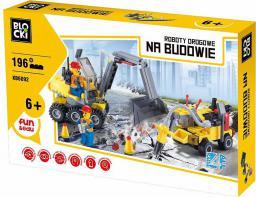 Blocki Blocki Na Budowie - Roboty drogowe (221495)