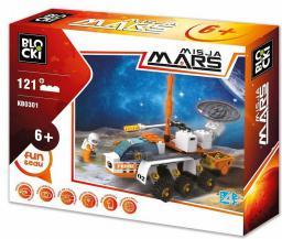 Blocki Blocki Misja Mars Łazik Kosmiczny