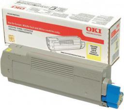 OKI toner 46508713 (yellow)