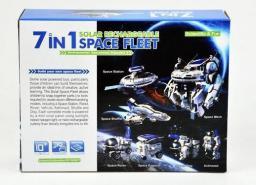 Soliton Robot Solarny 7 w 1 kosmiczna flota (221726)
