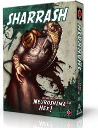 Portal Games Gra planszoswa Neuroshima HEX 3. 0 Sharrash (66473)