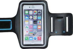 Pokrowiec na ramię Premium XXXXL (G900 Galaxy S5) czarny - GSM005063