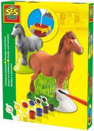 SES Odlew gipsowy 3D - Koń  (216306)