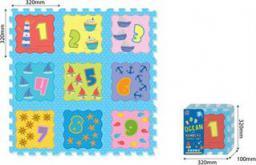 Russell Mata z puzzli - ocean, 9 elementów