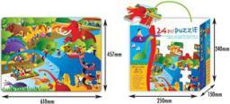 Russell Mata z puzzli - Dino, 24 elementy
