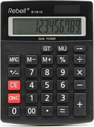 Kalkulator Rebell RE-8118-12 BX