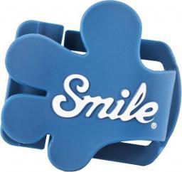 Smile klips do mocowania osłony obiektywu, Giveme5, niebieski (16401)