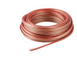Przewód Savio Kabel głośnikowy 20m 2x2.00mm2, OFC - SAVKABELCLS-04