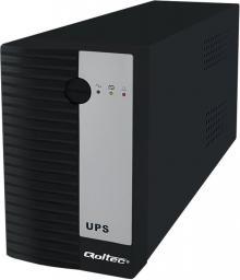 UPS Qoltec Zasilacz awaryjny 600W (53903)