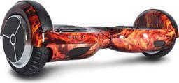 "Deskorolka elektryczna WHEEL-E Ballance scooter WHEEL-E 6,5"" flame - BRA003709"