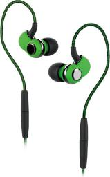 Słuchawki SoundMagic Black Green (ST30)