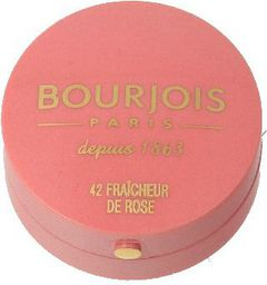 BOURJOIS Paris BOURJOIS Róż do policzków Fraicheur de rose 42