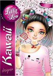 Szkicownik Kawaii Lilla Lo