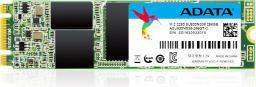 Dysk SSD ADATA Ultimate SU800 256 GB M.2 2280 SATA III (ASU800NS38-256GT-C)